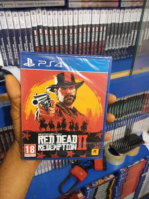 Ps4 Red Dead Redemption 2 | Video Games for sale in Lagos State, Ikeja