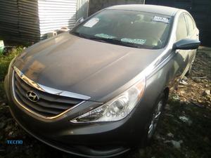 Hyundai Sonata 2013 Gray   Cars for sale in Lagos State, Yaba