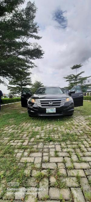 Honda Accord CrossTour 2010 EX-L AWD Black | Cars for sale in Lagos State, Lekki