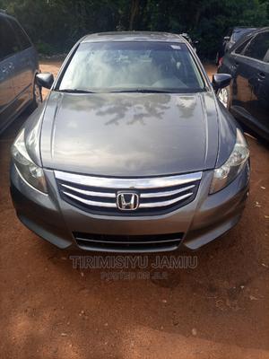 Honda Accord 2012 Sedan LX Automatic Gray | Cars for sale in Oyo State, Ibadan