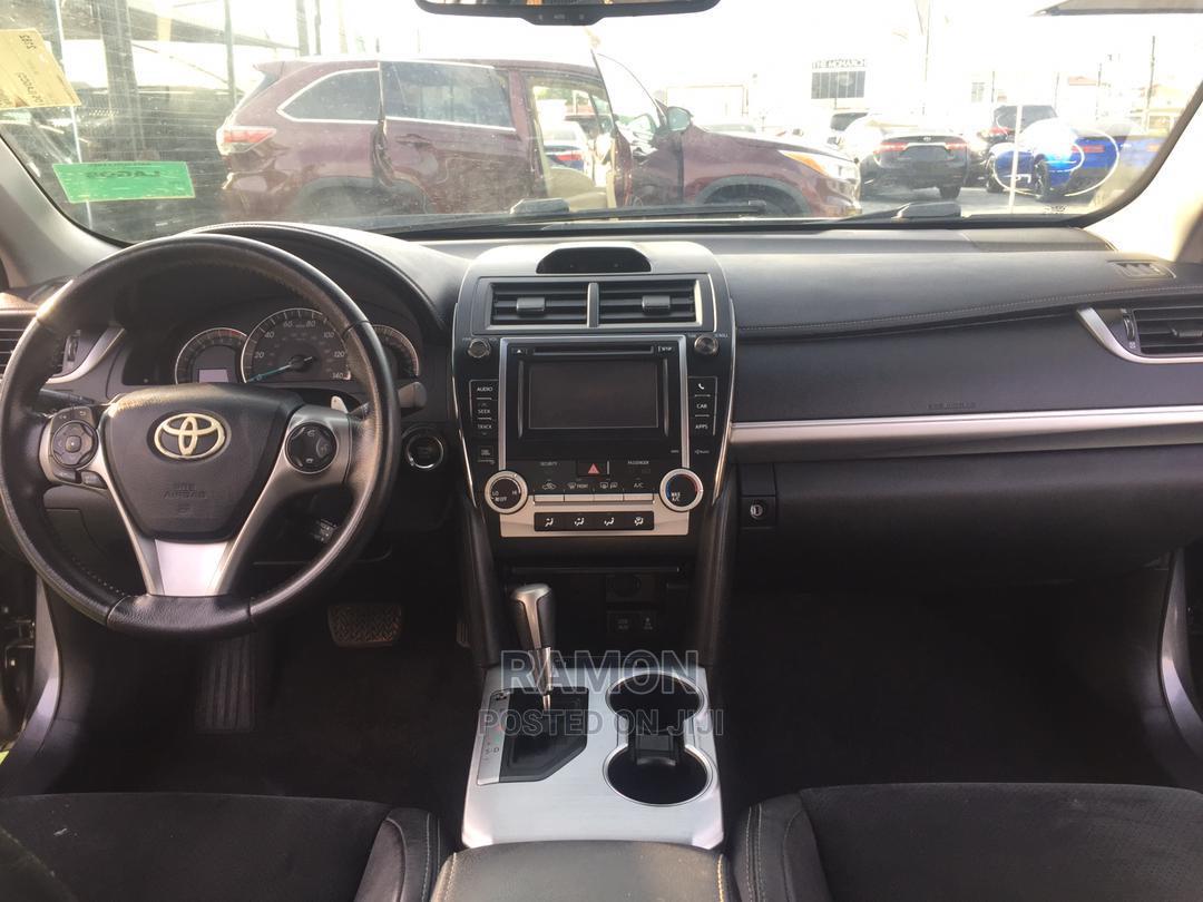 Toyota Camry 2012 Gray   Cars for sale in Lagos Island (Eko), Lagos State, Nigeria