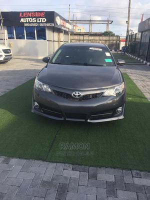 Toyota Camry 2012 Gray | Cars for sale in Lagos State, Lagos Island (Eko)