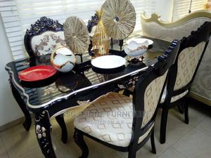 Royal Wooden Dinning Table | Furniture for sale in Lagos State, Lekki