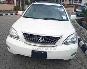 Lexus RX 2009 350 4x4 White | Cars for sale in Lagos State, Amuwo-Odofin