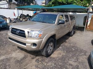 Toyota Tacoma 2008 4x4 Double Cab Gold | Cars for sale in Lagos State, Amuwo-Odofin