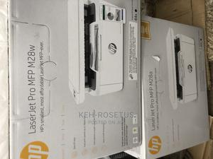 Hp Laserjet Mfp M28w | Printers & Scanners for sale in Lagos State, Lekki