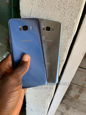 Samsung Galaxy S8 Plus 64 GB Silver | Mobile Phones for sale in Lagos State, Yaba