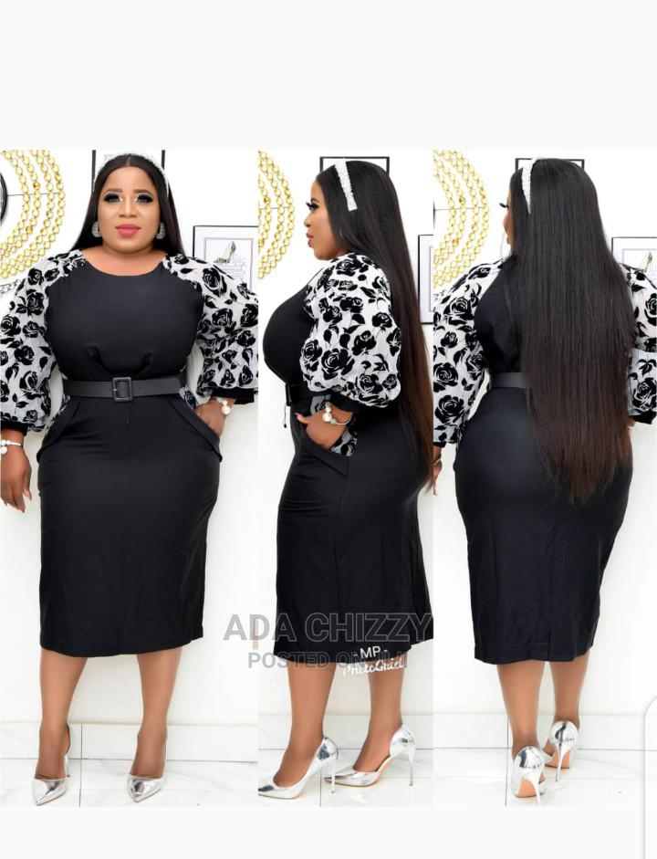 New Quality Female Ladies Turkey Gown | Clothing for sale in Orile, Lagos State, Nigeria