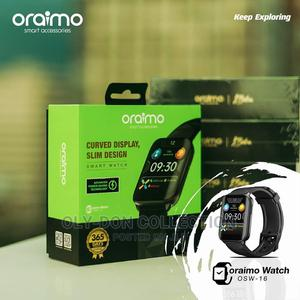 Oraimo Smart Watch Osw-16 | Smart Watches & Trackers for sale in Lagos State, Ikeja
