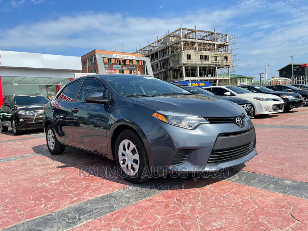 Toyota Corolla 2014 Blue | Cars for sale in Lekki, Lagos State, Nigeria