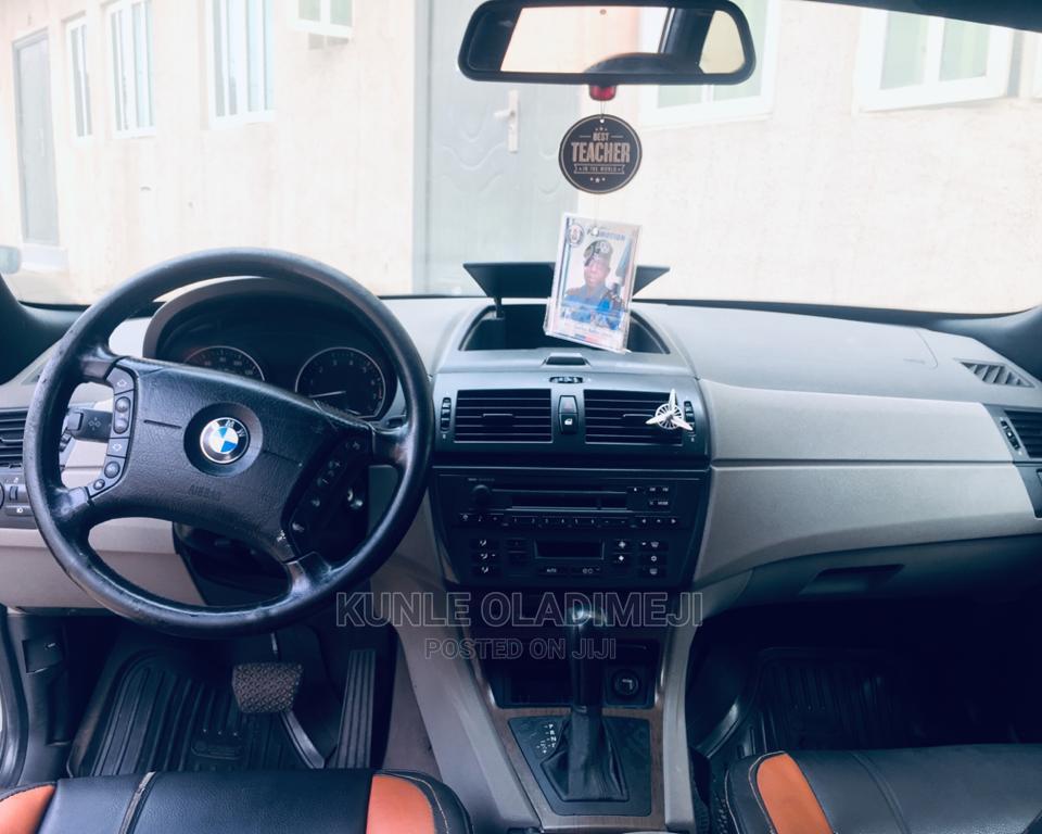 Archive: BMW X3 2005 2.5i White