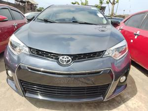 Toyota Corolla 2016 Gray   Cars for sale in Lagos State, Apapa
