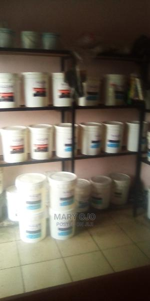 Epoxy Chemicals Dealer   Building Materials for sale in Rivers State, Obio-Akpor