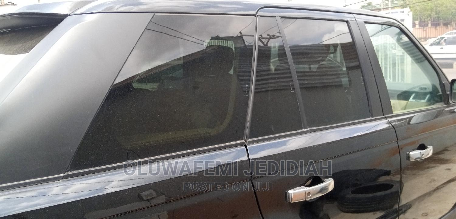 Land Rover Range Rover Sport 2010 HSE 4x4 (5.0L 8cyl 6A) Black | Cars for sale in Ikeja, Lagos State, Nigeria