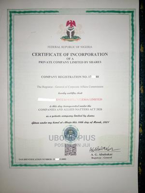 Cheap CAC Registration | Legal Services for sale in Lagos State, Surulere