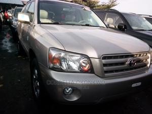 Toyota Highlander 2007 Silver | Cars for sale in Lagos State, Apapa