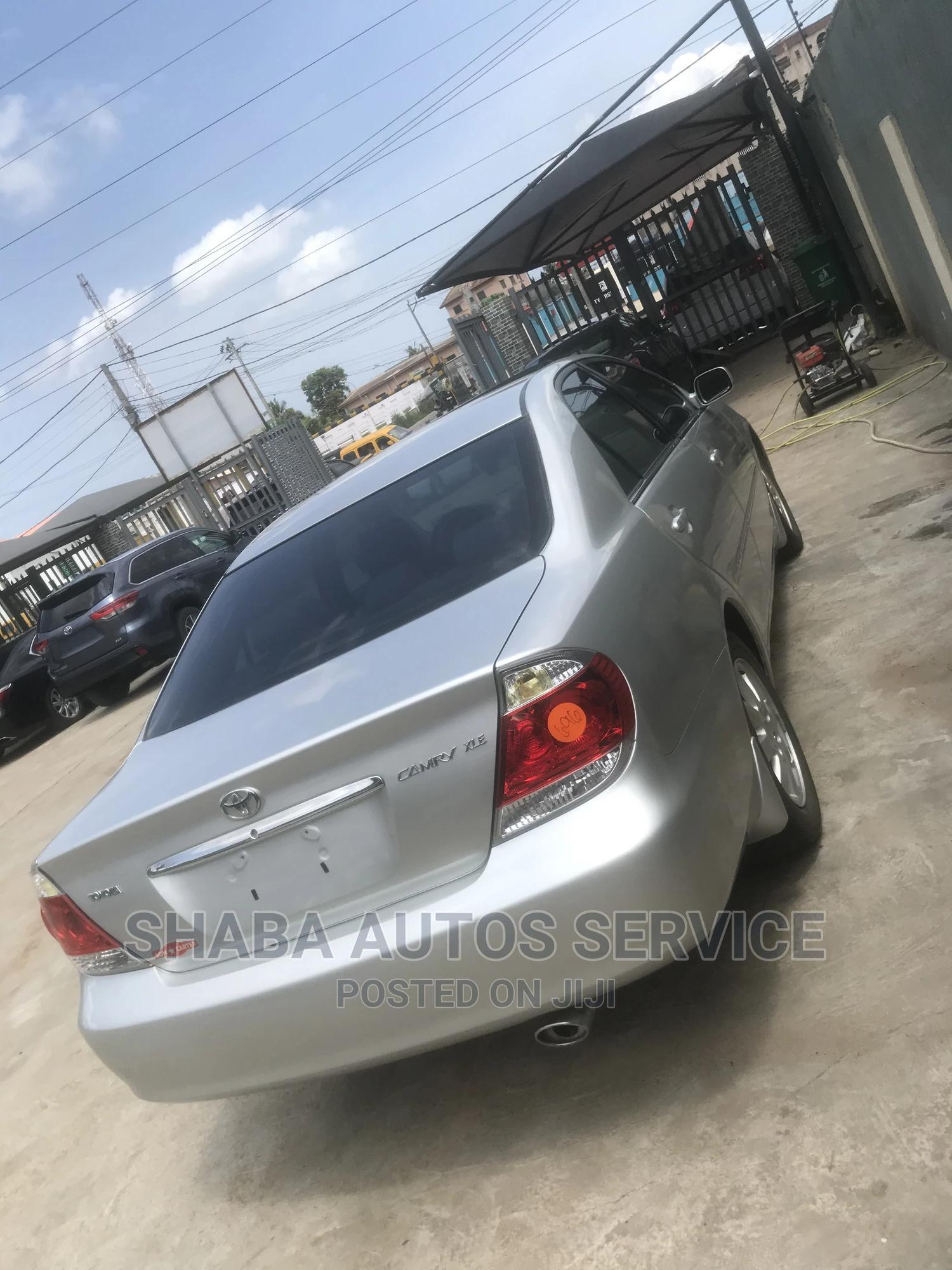 Toyota Camry 2006 Silver | Cars for sale in Isolo, Lagos State, Nigeria
