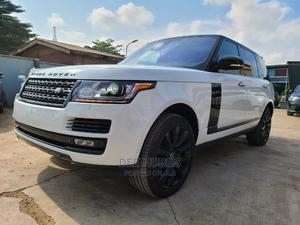 Land Rover Range Rover Vogue 2014 White | Cars for sale in Lagos State, Alimosho