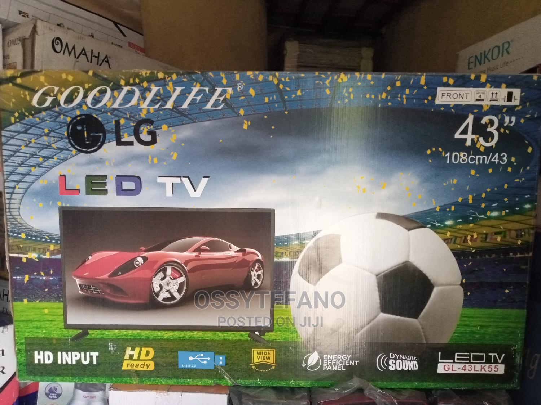 LG Television 43