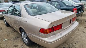 Toyota Camry 2001 Gold   Cars for sale in Rivers State, Port-Harcourt