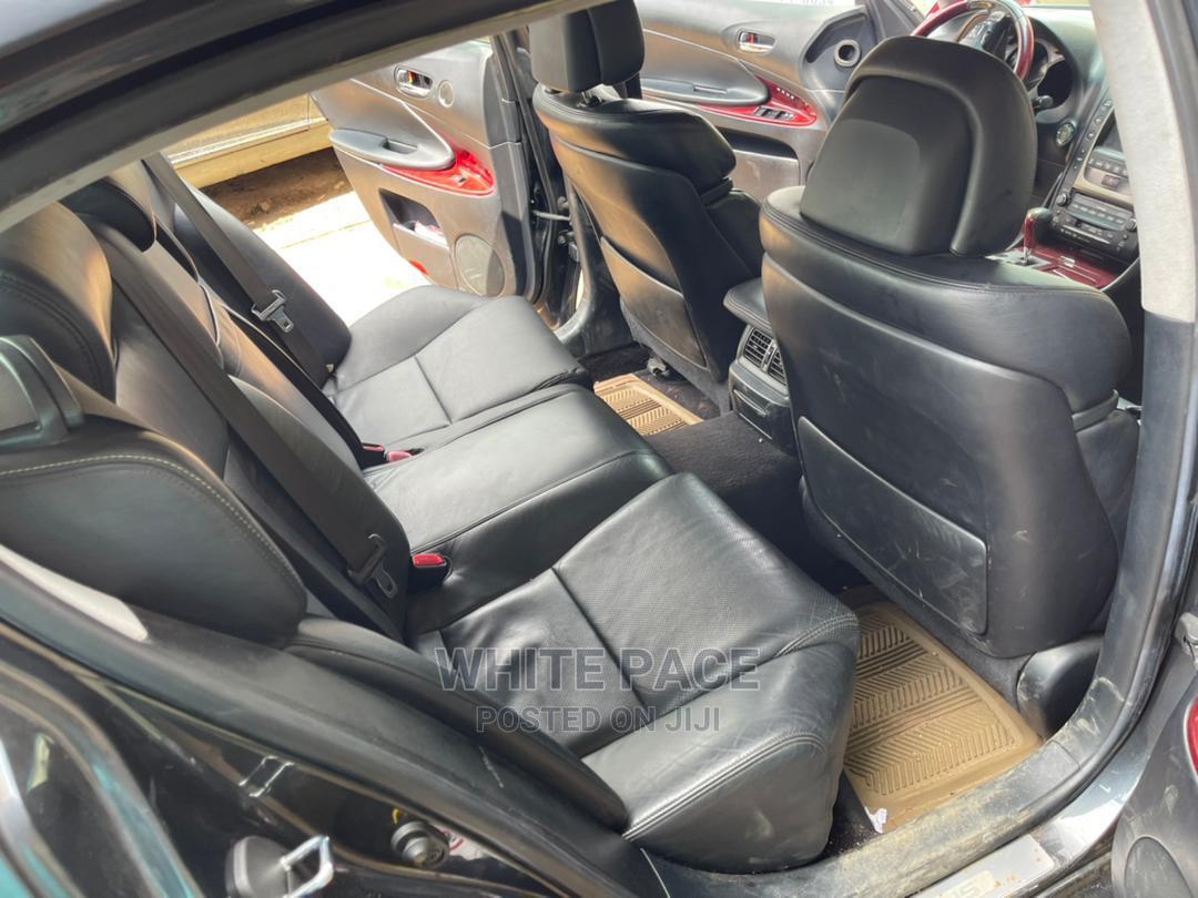 Archive: Lexus GS 2008 350 Gray