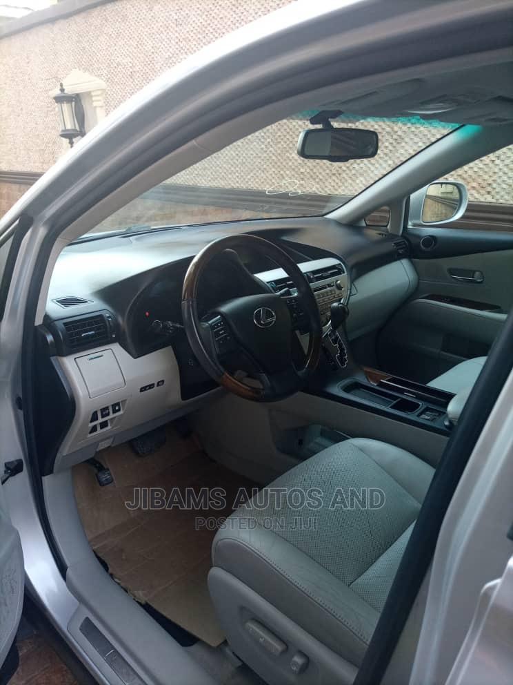 Lexus RX 2010 350 Silver   Cars for sale in Lere, Kaduna State, Nigeria