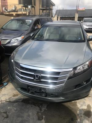Honda Accord CrossTour 2010 Green   Cars for sale in Oyo State, Oluyole