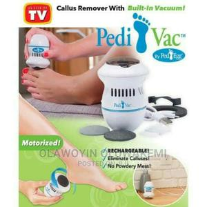 Rechargeable Callus Remover Pedi Vac | Tools & Accessories for sale in Lagos State, Lagos Island (Eko)