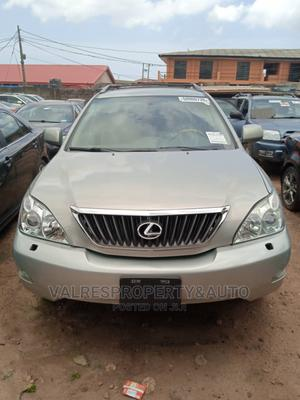 Lexus RX 2009 350 AWD Silver   Cars for sale in Lagos State, Isolo