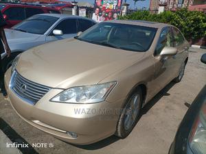 Lexus ES 2009 350 Gold | Cars for sale in Lagos State, Amuwo-Odofin