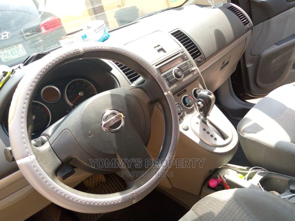 Archive: Nissan Sentra 2009 Black