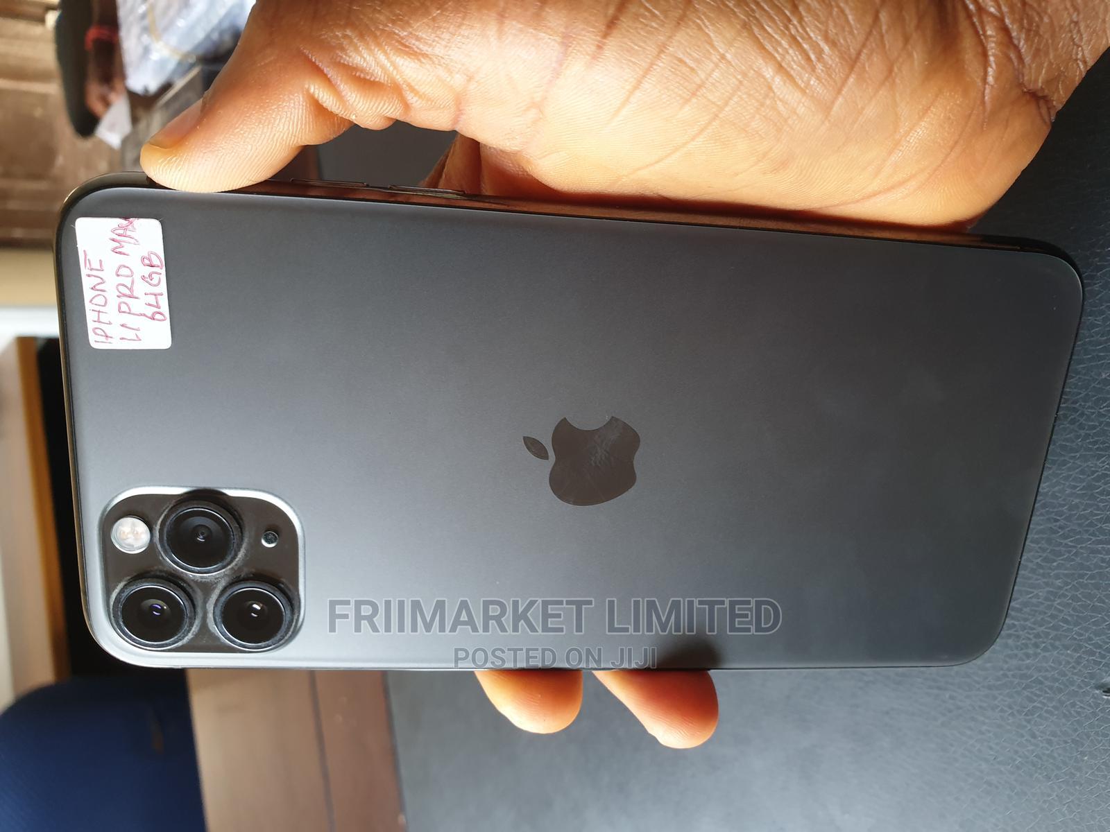 Apple iPhone 11 Pro Max 64 GB Gray | Mobile Phones for sale in Auchi, Edo State, Nigeria