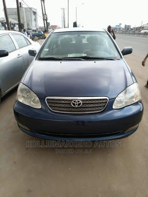 Toyota Corolla 2007 LE Blue | Cars for sale in Lagos State, Abule Egba