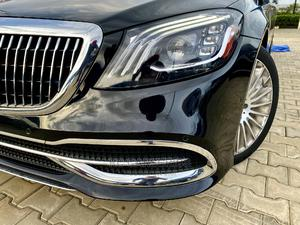 Mercedes-Benz S Class 2019 Maybach S 650 (X222) Black   Cars for sale in Lagos State, Lekki