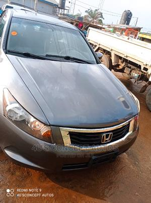 Honda Accord 2009 LX 2.4 Automatic Gray | Cars for sale in Lagos State, Ikeja