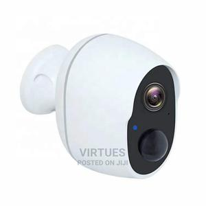Wireless Mini Network Smart WIFI Camera Rechargeable   Security & Surveillance for sale in Lagos State, Ikeja