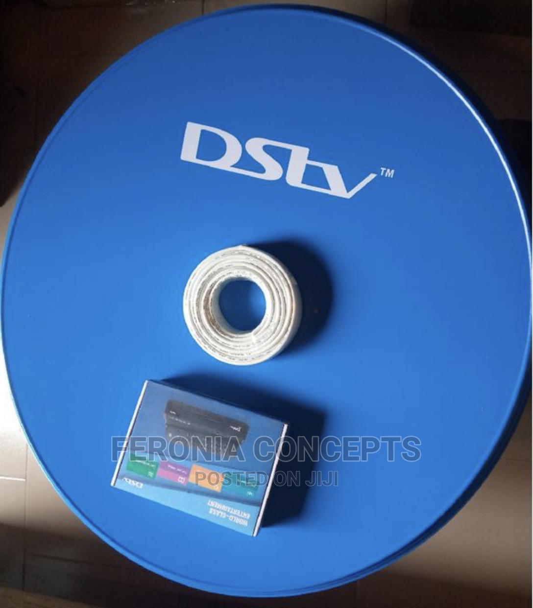 DSTV HD Zapper+Free Installation+Compact Sub+Dishkit   TV & DVD Equipment for sale in Ikeja, Lagos State, Nigeria