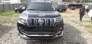 Toyota Land Cruiser Prado 2019 4.0 Black | Cars for sale in Abuja (FCT) State, Katampe
