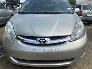 Toyota Sienna 2008 XLE Limited Gold   Cars for sale in Lagos State, Surulere