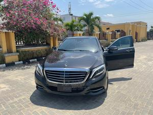 Mercedes-Benz S Class 2014 S 500 4MATIC (W222) Black | Cars for sale in Lagos State, Lekki