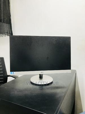 Aoc 24 Inches Frameless Monitor | Computer Monitors for sale in Lagos State, Ikeja