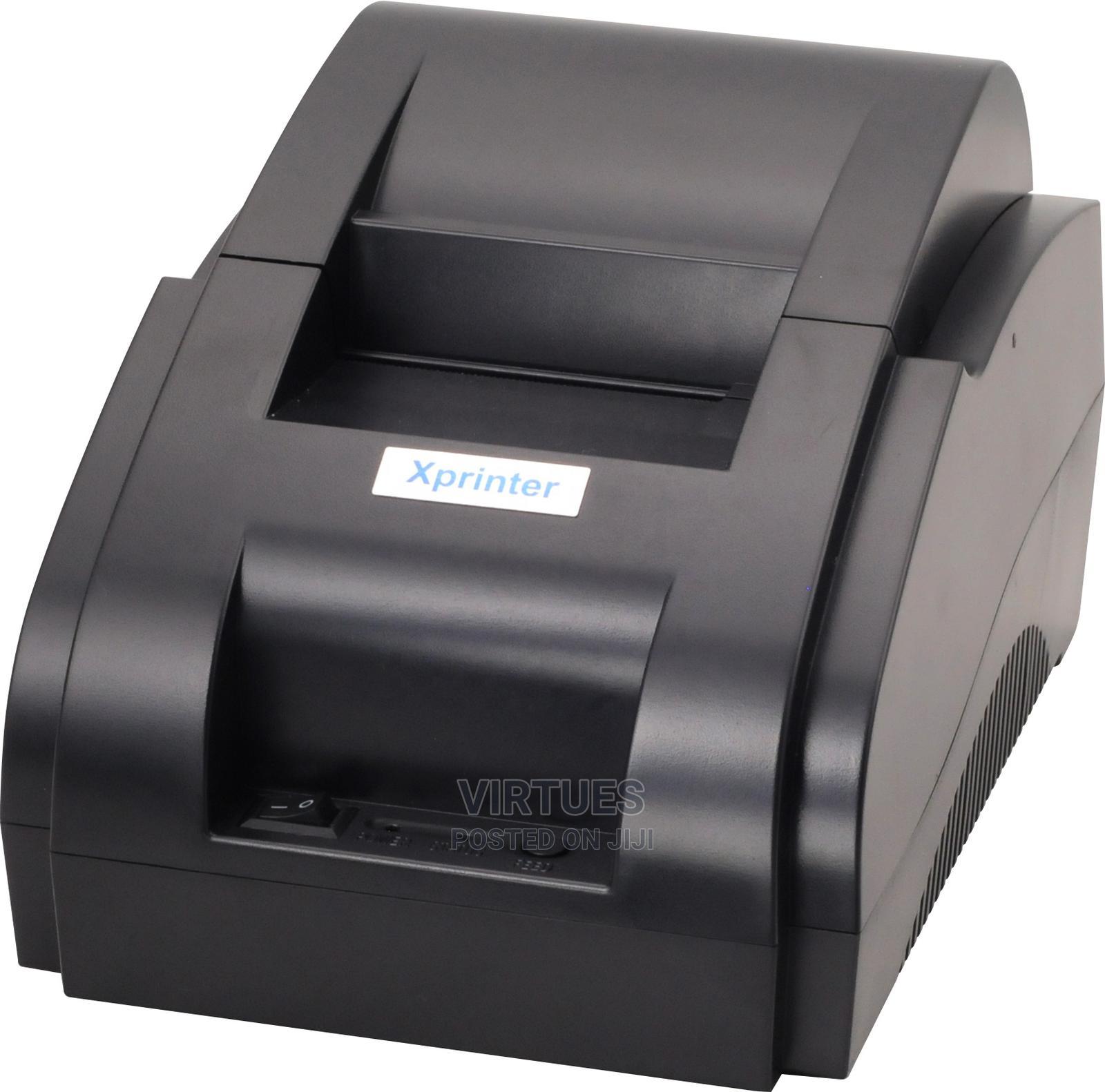 58MM POS Thermal Receipt Printer