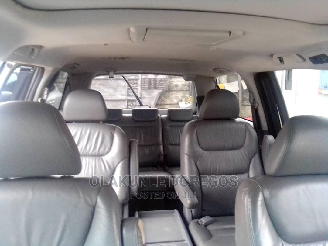 Honda Odyssey 2007 Touring Silver   Cars for sale in Ikeja, Lagos State, Nigeria