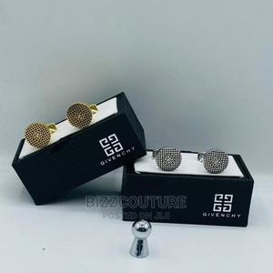 High Quality Givenchy Cuff Links Available for Sale   Clothing Accessories for sale in Lagos State, Magodo