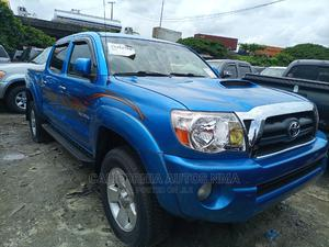 Toyota Tacoma 2008 Access Cab Blue | Cars for sale in Lagos State, Amuwo-Odofin