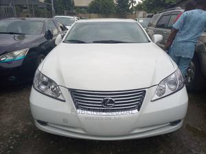 Lexus ES 2008 350 White   Cars for sale in Lagos State, Ikeja