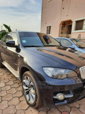 BMW X6 2011 Black | Cars for sale in Abuja (FCT) State, Central Business District