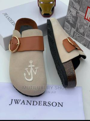 Jwanderson Half Shoe Suede | Shoes for sale in Lagos State, Lagos Island (Eko)