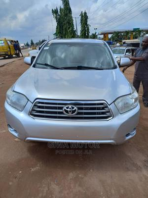 Toyota Highlander 2010 Silver   Cars for sale in Lagos State, Abule Egba