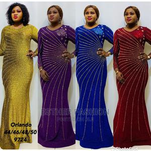 Female Quality Long Fitted Dress | Clothing for sale in Lagos State, Ikeja